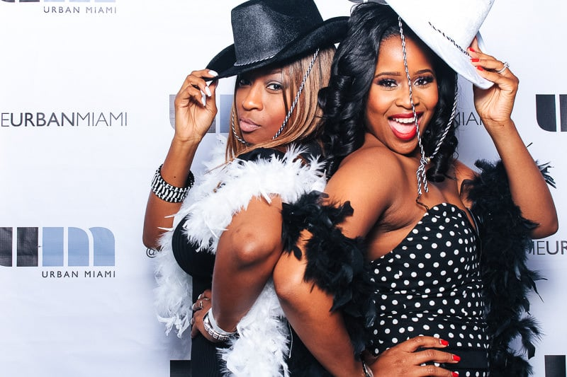 urban miami 5th annual black and white affair