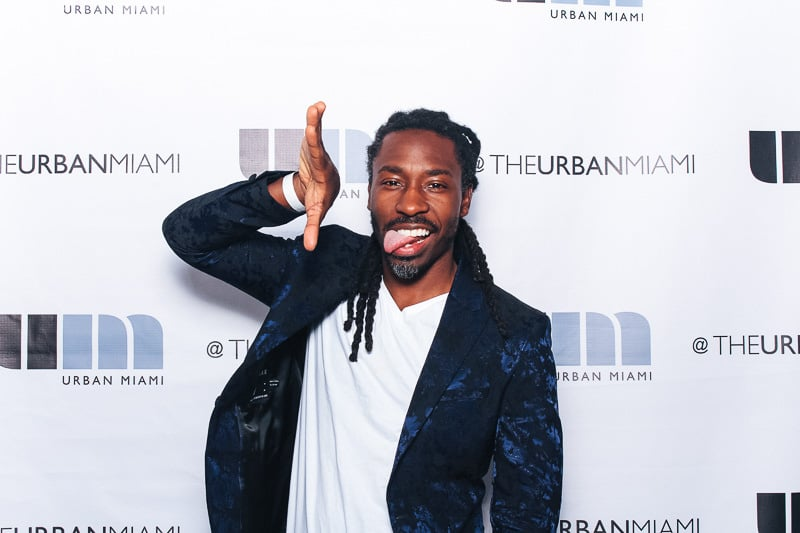 urban miami party