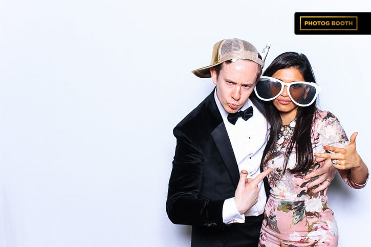 biltmore wedding photobooth