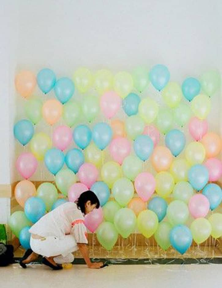 Yet Simple DIY Photo Booth Backdrop Ideas
